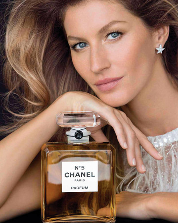 Chanel no. 5 by Patrick Demarchelier