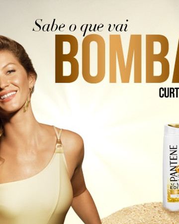 Pantene Brasil 2014 ph. by Philippe Salomon