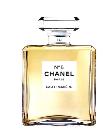 Chanel No. 5 2015 by Patrick Demarchelier
