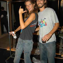 Gisele and model