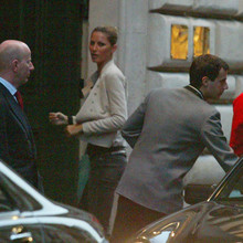 EXCLUSIVE Gisele Bundchen in Rome for Valentino photo shoot