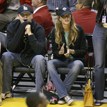 Celebs Attend Timberwolves vs. Lakers Game 4 Western Conference Finals