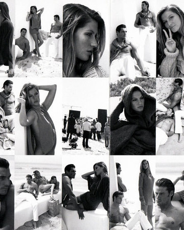 04-02 Making of Stefanel FallWinter Photoshoot April 2 2007