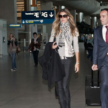 Rep 79001          Paris/France           April 7th, 2011            Exclusive Gisele Bundchen arrives at Paris airport from Istanbul.    Gisele Bundchen
