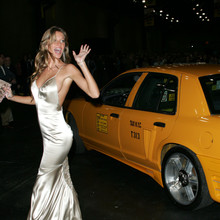 ''Taxi'' New York Premiere - Arrivals
