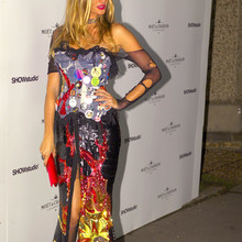 Moet and Chandon Fashion Tribute to Nick Knight - Arrivals