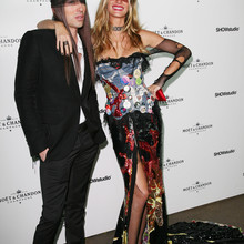 Moet & Chandon Tribute to Nick Knight in London - Arrivals - October 24, 2006