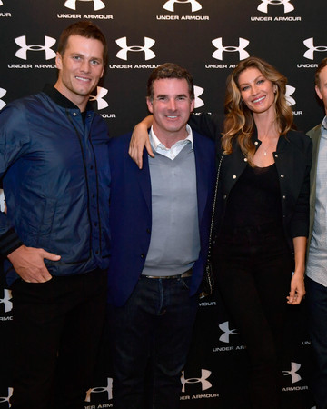 11-02 Under Armour Boston Brand House Opening Celebration