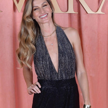 Gisele Bundchen at the Vivara End of Year Party at in Sao Paulo